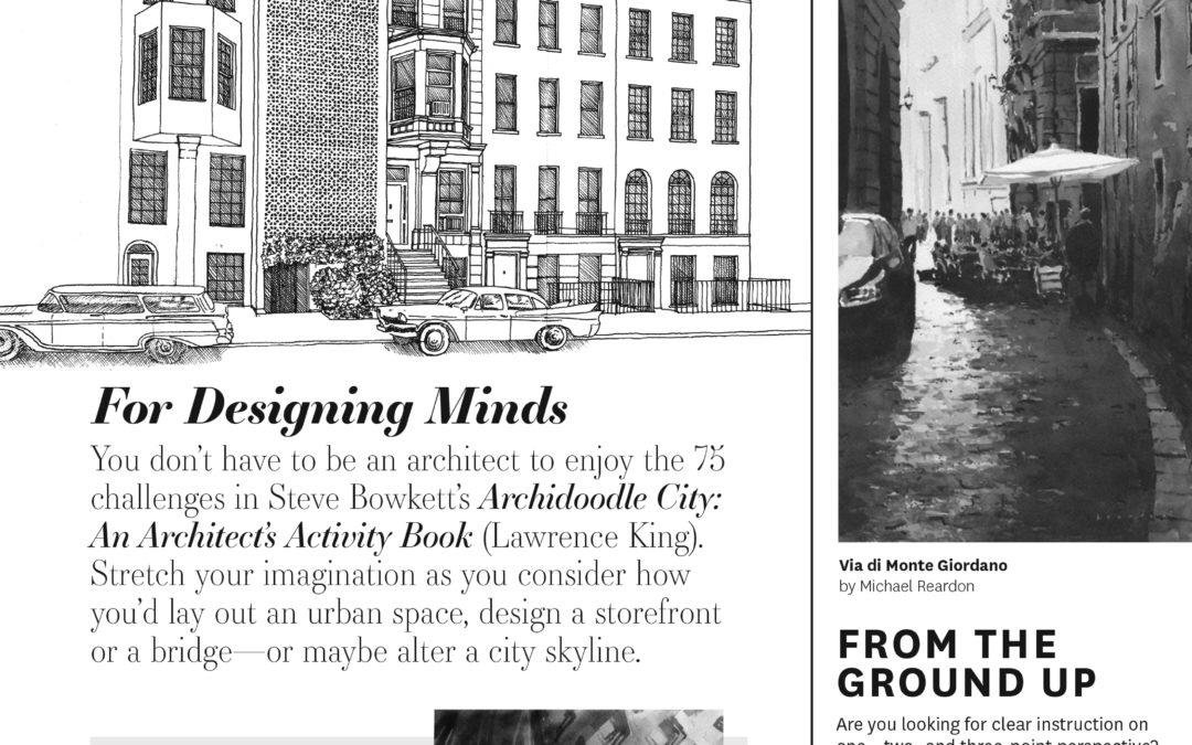 Roaming Rome, an Artist's Magazine Review of Robert Venturi's Rome