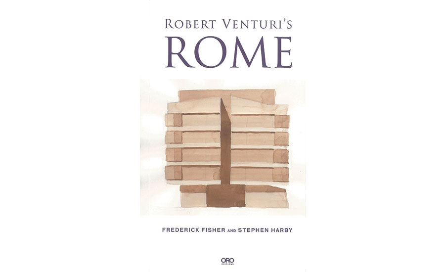 Review of Robert Venturi's Rome, from the Architectural Record