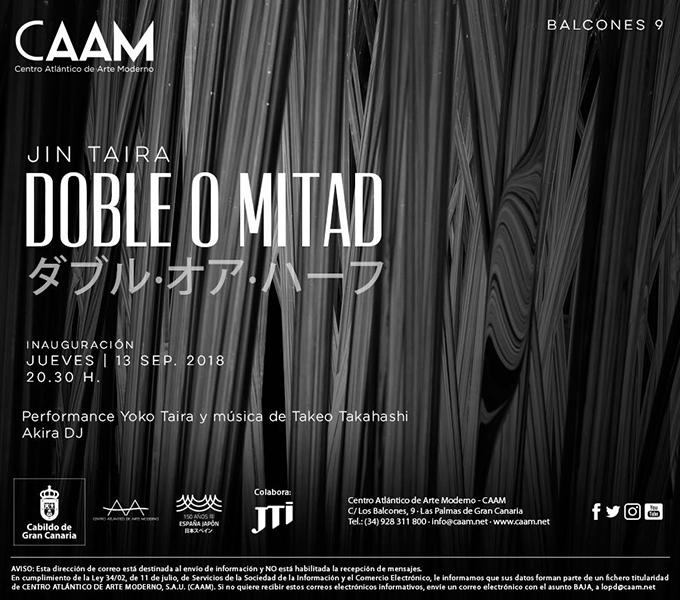 Jin Tiara Presents New Book: [re]Tokyo in Las Palmas de Gran Canaria, at the Atlantic Center of Modern Art