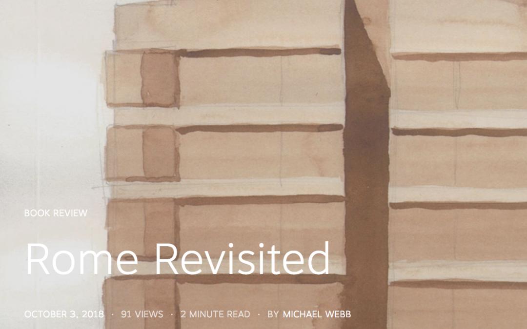 Michael Webb's Review of Robert Venturi's Rome in Form Magazine