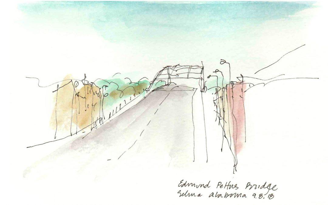 Native Places Newsletter: Edmund Pettus Bridge